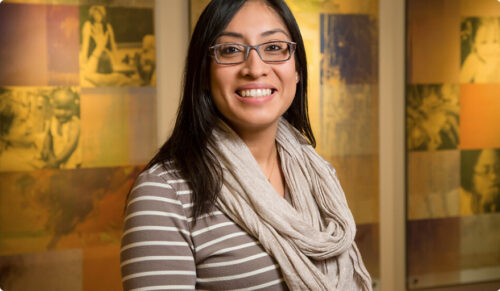 head shot image of Rosalba Hernandez