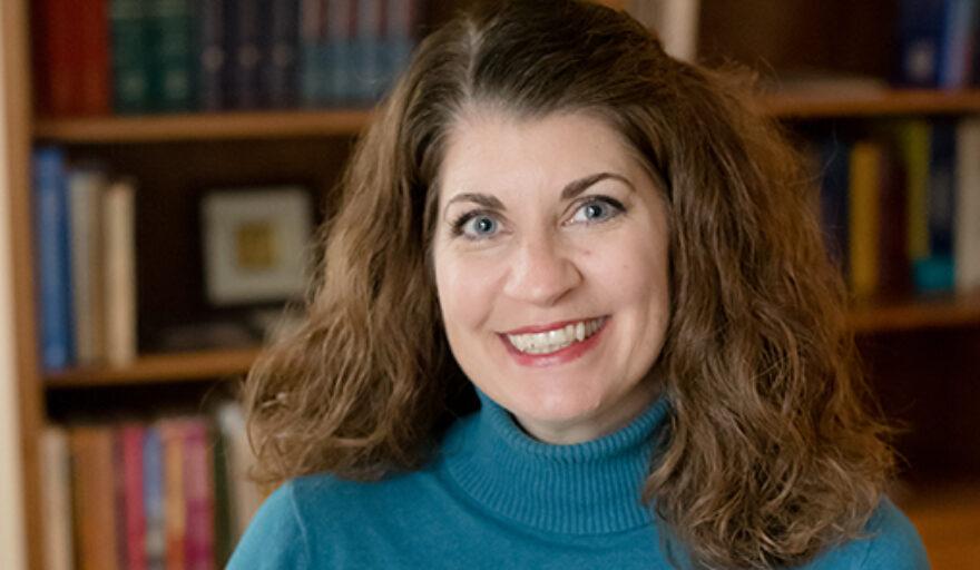 Headshot of Kimberly Rice