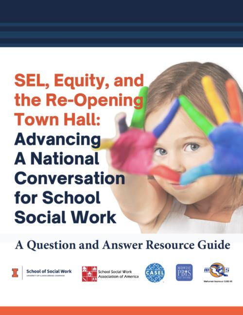 image of SEL guide cover