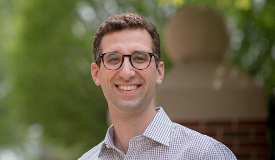 Headshot of Will Schneider