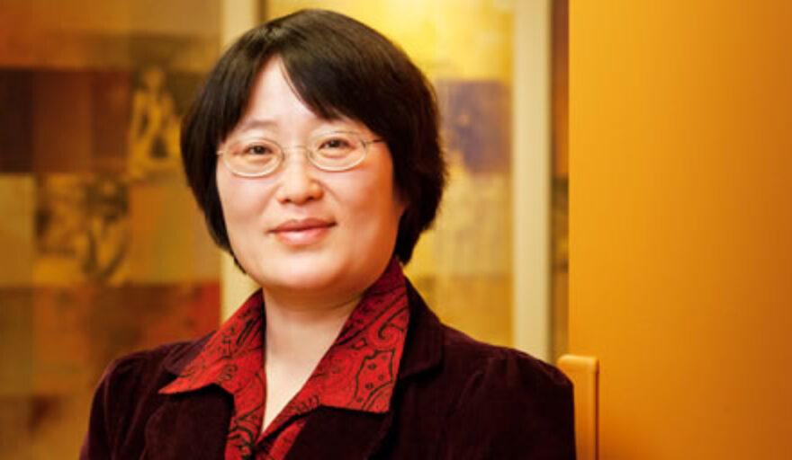 Headshot of Min Zhan