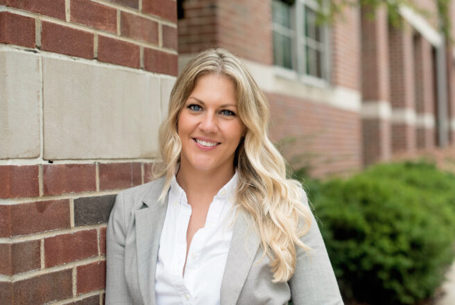 image of PhD student Lenore Matthews
