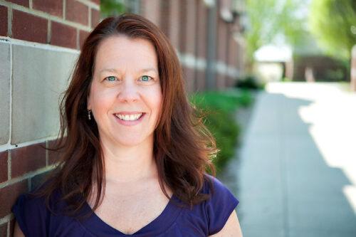 headshot of Tami Fuller, standing outside