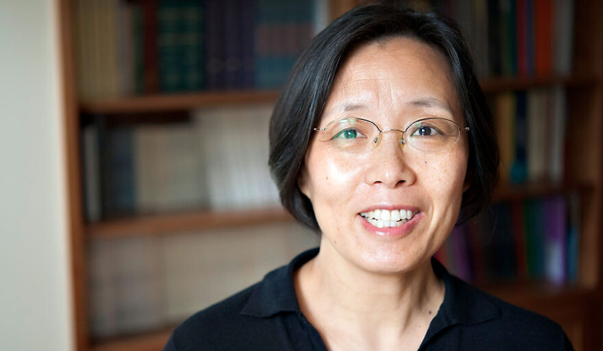 headshot of Hong Li