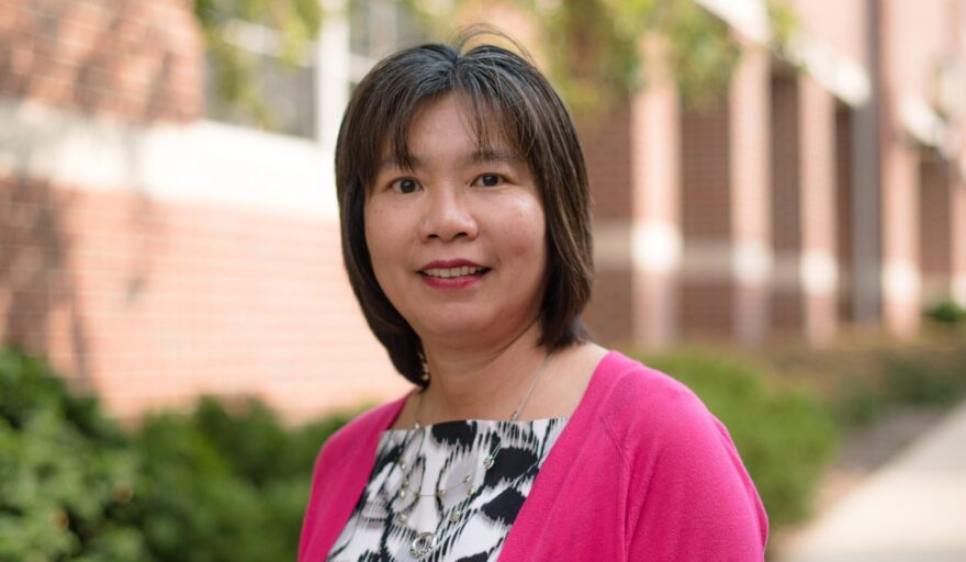 Headshot of Chi-Fang Wu