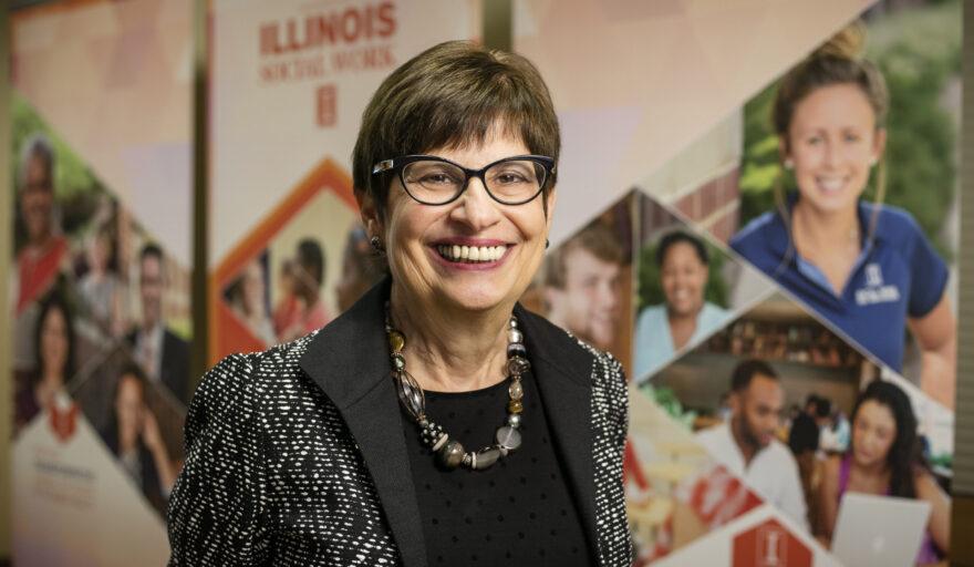 image of Wynne Korr - professor of social work