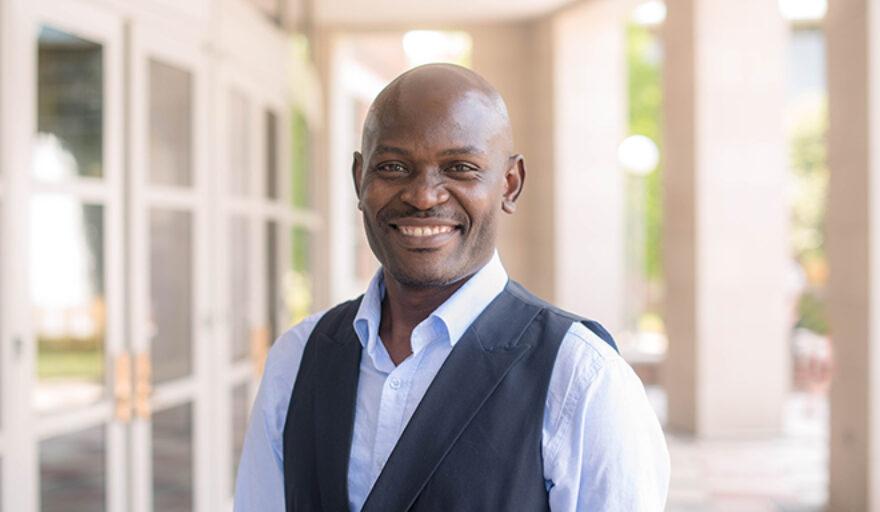 Simon Mwima headshot